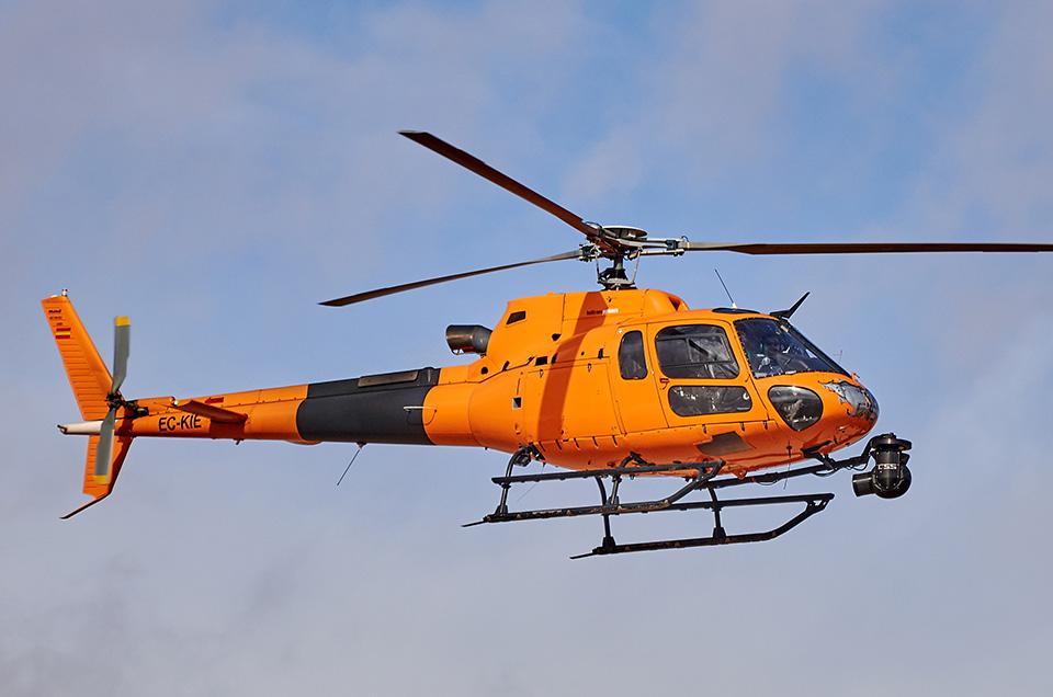 GSS Kamera Helikopter